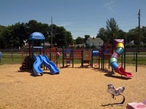 Heyer-Bayer Memorial park playground