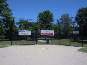 Heyer-Bayer Memorial Park baseball diamond