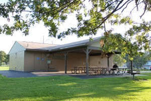 Adeline Park lodge