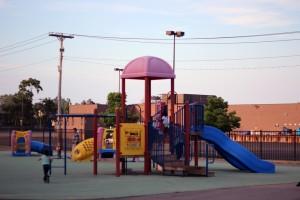 Joshua Park playground