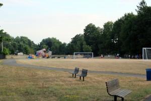 Joshua Park soccer field