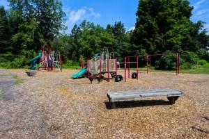 Gates Town Park playground