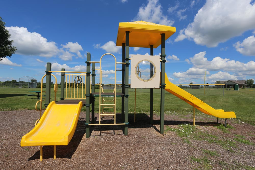 Sanford Road Park play structure