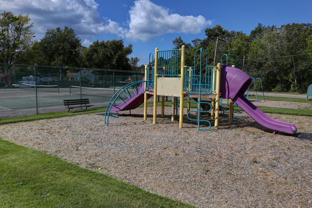 Spezio Park play structure